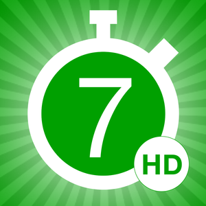 7 Minute Workout Challenge HD for iPad – Fitness Guide Inc