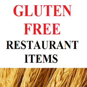 Health & Fitness - Gluten Free Restaurant Items : Fast Food Diet Guide for Celiac Disease Allergy and Wheat Allergies App - Awesomeappscenter LLC
