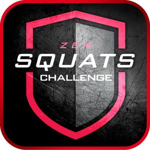 Health & Fitness - 200 Squats Challenge - Zen Labs