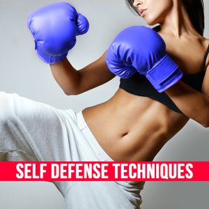 Health & Fitness - Self Defense - Techniques for Women - sathish bc