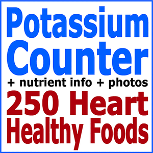 Health & Fitness - Absolute Healthy Diet Potassium Counter: 250 Heart Healthy Foods - First Line Medical Communications Ltd