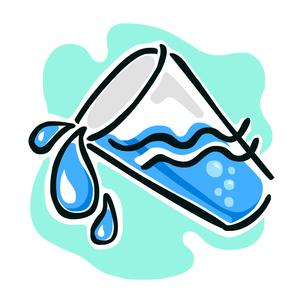 Health & Fitness - Splashy Water Tracker - Drink more water
