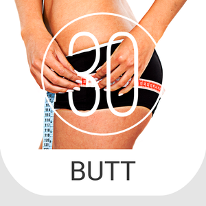 Health & Fitness - 30 Day Butt Workout Challenge for Shaping