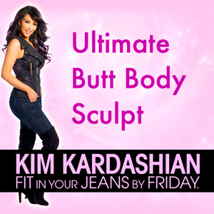 Health & Fitness - Kim Kardashian: Fit In Your Jeans By Friday - Ultimate Butt Body Sculpt - NexStudios.jp
