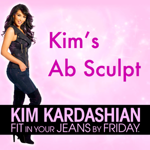 Health & Fitness - Kim Kardashian: Fit In Your Jeans by Friday: Amazing Abs Body Sculpt! - NexStudios.jp