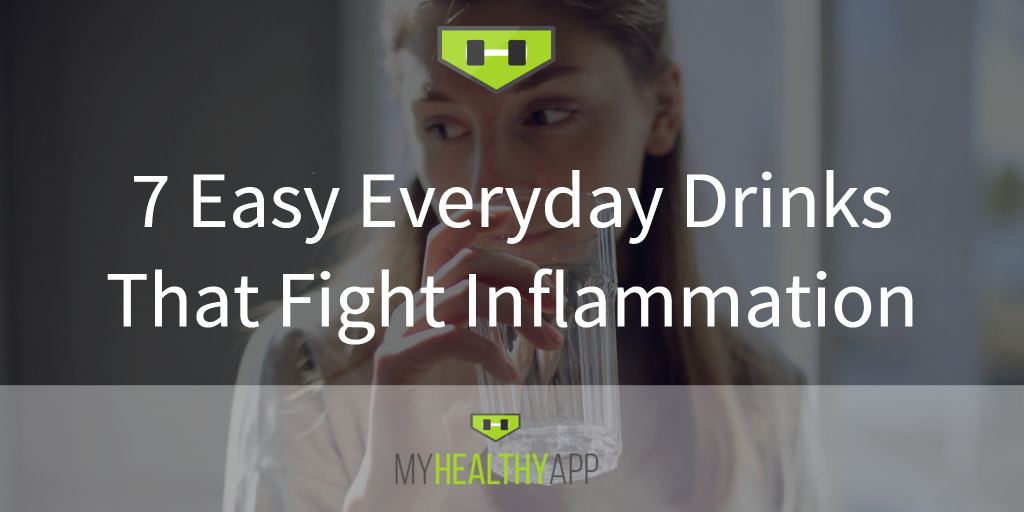 7 Easy Everyday Drinks That Fight Inflammation