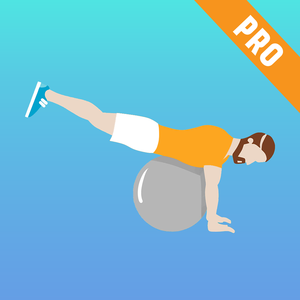 Health & Fitness - Exercise Ball Workouts & Stability Weighted Plans - Catrnja Dev