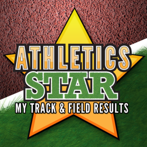 Health & Fitness - Athletics Star - My Track and Field Results Keeper