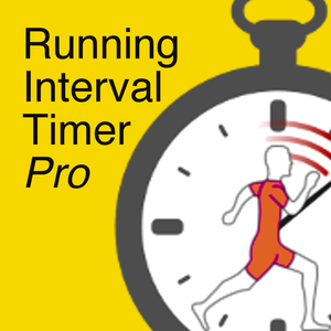 Health & Fitness - Running Interval Timer Pro /  Run-Walk Timer - Eric Payne