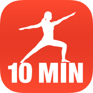 Health & Fitness - 10 Minute Yoga Calisthenics Aerobic Routine Circuit Challenge Interval - Gabriel Lupu