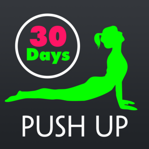 Health & Fitness - 30 Day Push Up Fitness Challenges Pro - Shane Clifford