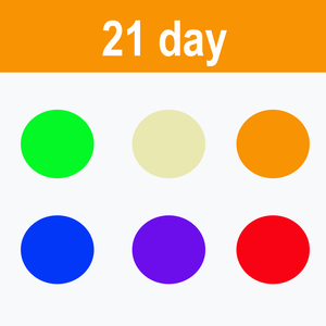 Health & Fitness - 21 Day Tracker - containers to fix & tone your body - Grand Apps Factory LTD Free games unlimited
