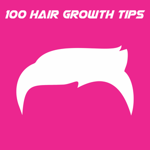 Health & Fitness - 100 Hair Growth Tips+ - TrainTech USA