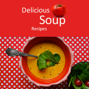 Health & Fitness - 200 Soup Recipes - Vegetable