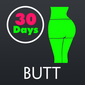 Health & Fitness - 30 Day Firm Butt Fitness Challenges Pro - Shane Clifford