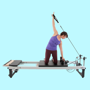 Health & Fitness - Pilates Reformer Fat Burning - Tony Walsh