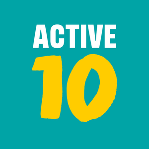 Health & Fitness - One You Active 10 Walk Tracker - Public Health England