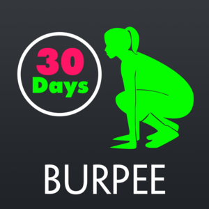 Health & Fitness - 30 Day Burpee Fitness Challenges Pro - Shane Clifford