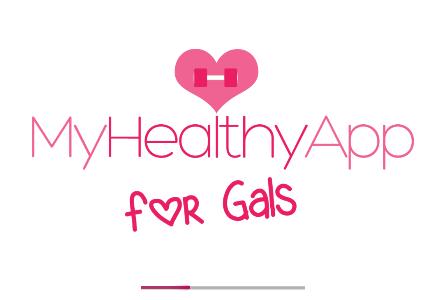 My Healthy App For Gals Screenshot 1