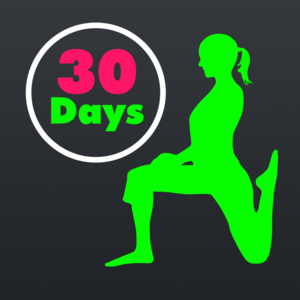 Health & Fitness - 30 Day Fitness Challenges - Ab