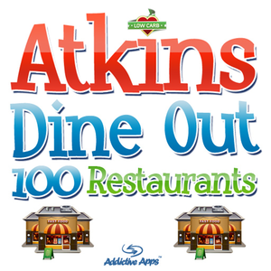 Health & Fitness - Atkins Dine Out. - Mark Patrick Media
