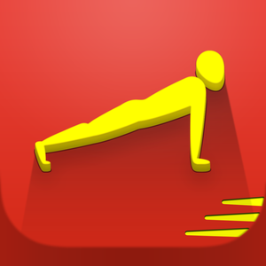 Health & Fitness - Push ups 0 to 100. Pushups Trainer Workout