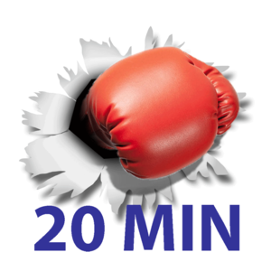 Health & Fitness - 20 Min Boxing Workout - Your Personal Fitness Trainer for Calisthenics exercises - Work from home