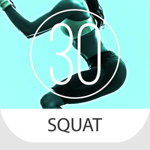 Health & Fitness - 30 Day Squat Challenge for Strong Legs and Butt - Heckr LLC