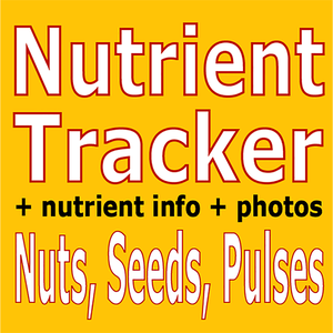 Health & Fitness - Absolute Healthy Diet Nutrient Tracker: Nuts