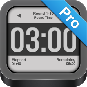 Health & Fitness - Round Timer Pro - For Fitness and Workouts - Deltaworks