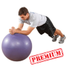 Health & Fitness - 10 Min Exercise Ball Workout: Core-Strength Moves Using A Fitness Ball (Premium) - Tone Up And Slim Down - Alexandru Paduraru