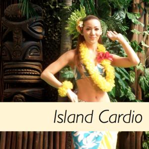 Health & Fitness - Island Cardio - Dance Fitness Workout - NexStudios.jp