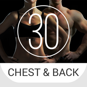Health & Fitness - 30 Day Chest and Back Challenge for Upper Body Workout - Heckr LLC
