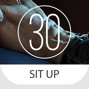Health & Fitness - 30 Day Sit Up Challenge for Rock Hard Abs - Heckr LLC