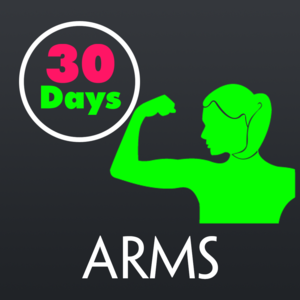 Health & Fitness - 30 Day Toned Arms Challenge Workout Pro - Improve Your Health & Fitness - Shane Clifford