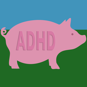 Health & Fitness - ADHD Pig - Joel Epstein