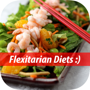 Health & Fitness - Easy Flexitarian Diet: The Best Vegetarian Way To Lose Weight