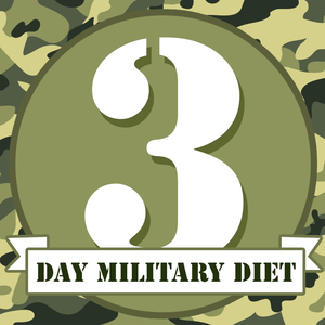 Health & Fitness - 3 Day Military Diet Guide - BlueGenesisApps