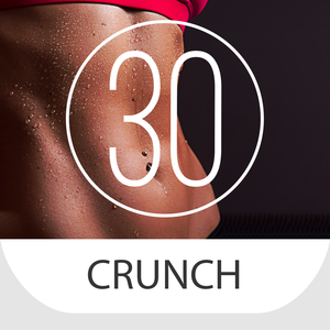 Health & Fitness - 30 Day Crunch Challenge for a Flat Belly - Heckr LLC