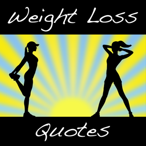 Health & Fitness - Weight Loss Quotes - Martin Vcelak