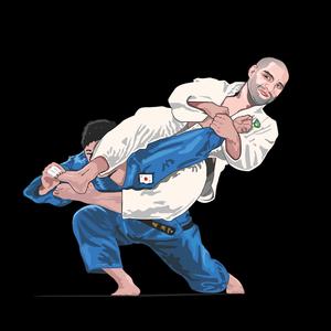 Health & Fitness - BJJ Brazilian Jiu-Jitsu MMA - Martial Arts Ju-Jitsu Techniques - Do Tri