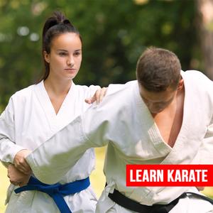 Health & Fitness - Learn Karate - Benefits of Martial Arts - Chandra CS