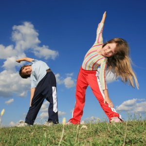 Health & Fitness - Workouts for Children - Exercises for Kids - Do Tri