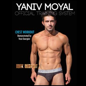 Health & Fitness - Yaniv moyal Chest workout demonstrate by Va'se - HunkWorkout
