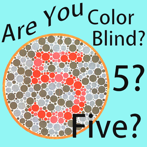 Health & Fitness - Are You Color Blind (Color Weak)? - Test And Learn - GuoDong Ren