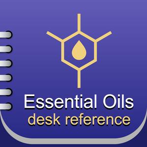 Health & Fitness - Essential Oils Desk Reference - Lime Works