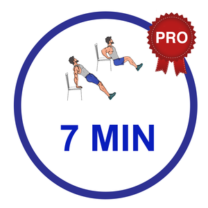 Health & Fitness - 7 Minute SCIENTIFIC Workout Challenge PRO - Cristina Gheorghisan