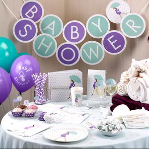 Health & Fitness - Baby Shower Decoration Ideas Premium - Osman UNAT
