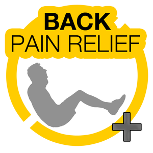 Health & Fitness - Back Pain Relief Workout Plus - Remove the pain