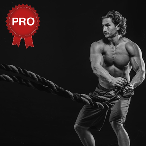 Health & Fitness - Battle Rope Challenge Workout PRO - Cristina Gheorghisan